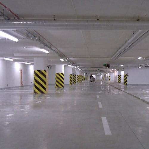sprzątanie garaży Warszawa