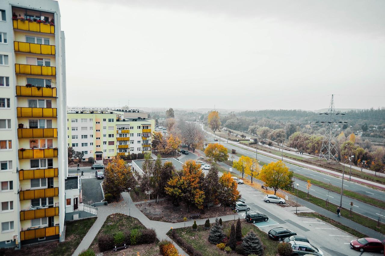 sprzątanie osiedli Warszawa